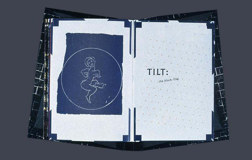 """Tilt: the black flagged streets"" is locked Tilt: the black flagged streets"