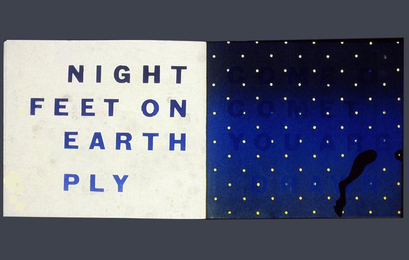 Night Feet on Earth